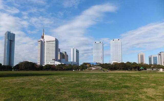 ▲千葉県立海浜幕張公園(出典・Wikimedia Commons)