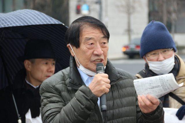 ▲山田正彦元農林水産大臣