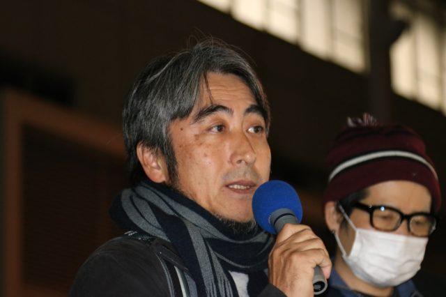 ▲沖縄在住のノンフィクションライター・渡瀬夏彦氏