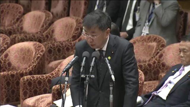 ▲松野博一文科大臣