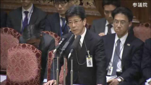 ▲佐川宣寿理財局長